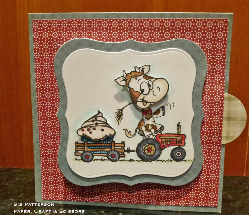 Tractor Birthday Card – Tractor Birthday Cards