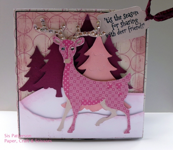 Cricut-Reindeer